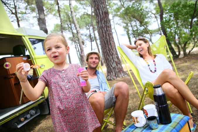 Egal ob im Zelt, im Bus oder Camper. Hérault bietet jedem eine individuelle Möglichkeit für einen entspannten Camping-Urlaub. (#3)
