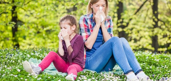 Allergie Symptome: Allergisch oder krank?