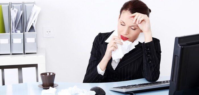 Allergische Reaktion: Vier Typen im Detail