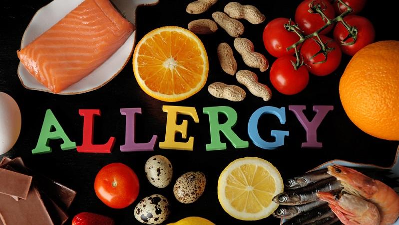 Allergische Reaktion können leider auch die unterschiedlichsten Lebensmittel auslösen. (#04)