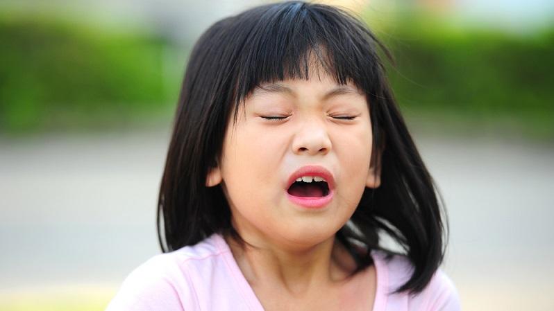 Die Beschwerden und Symptome bei einem allergischen Schnupfen, zu denen auch Heuschnupfen zählt, werden durch Partikel aus der Luft ausgelöst. Bei Heuschnupfen sind das Pflanzenpollen, die mit den Schleimhäuten in Berührung kommen. (#02)