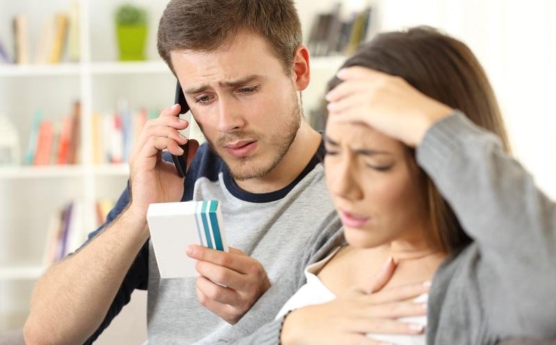 Wenn bei Allergischem Asthma schon frühzeitig medikamentös geholfen wird, lassen sich die Probleme lindern. (#01)