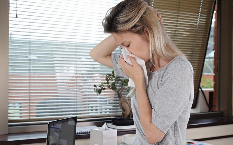 Pollenflug heute: Sie sehen im Kalender die Blühzeiten und können diese mit Ihren Symptomen vergleichen. (#02)