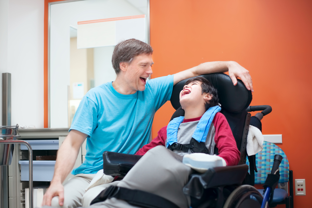 Das Mitwirken der Angehörigen am Heilungsprozess kann zu signifikanten Fortschritten beitragen. (#1)