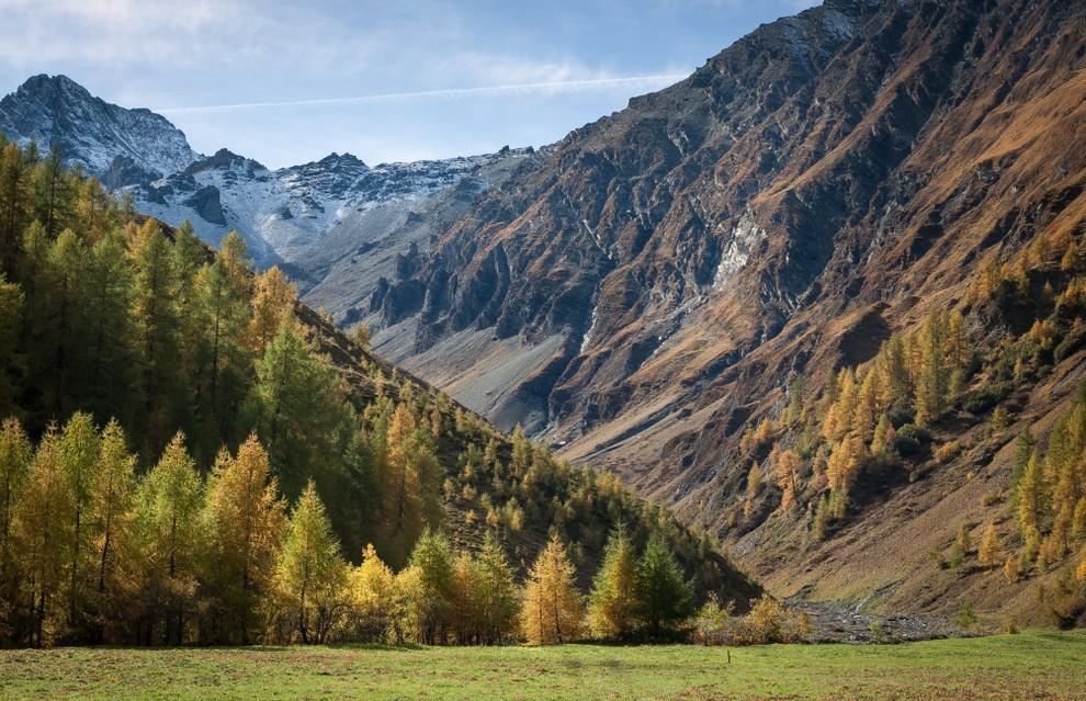 Reizklimatherapie im Gebirge: Lufutkurorte mit ECARF-Siegel wie die 770-Seelen-Gemeinde Galtür in Tirol - nahe dem schweizerischen Samnaun haben sich herausgebildet. #2)