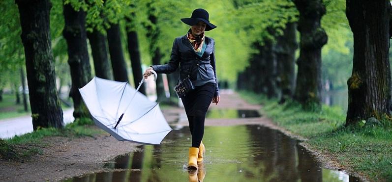 Gehen Sie nach einem Regenschauer nach draußen, können Sie fast beschwerdefrei sein. Der Grund: Die Luft ist von Schwebteilchen gereinigt und es sind nur noch wenige Allergene vorhanden.
