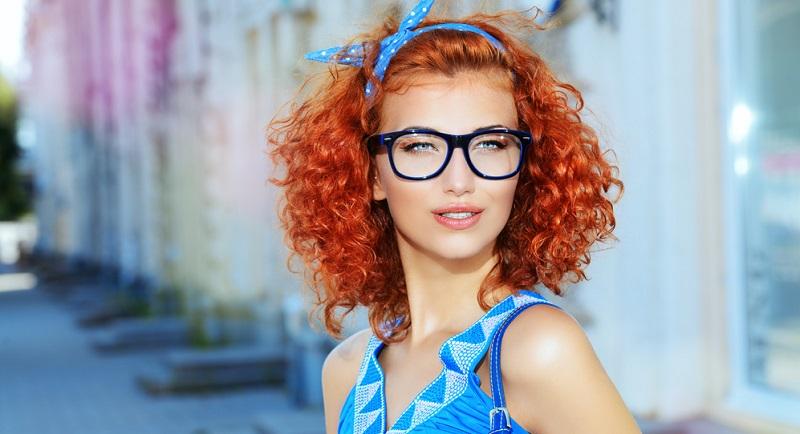 Die traditionelle Form der Behandlung besteht darin, eine Brille zu tragen.