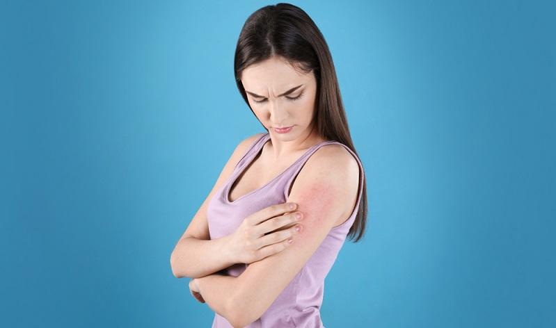 Die Haut ist das größte Organ des Menschen und stellt eine natürliche Barriere und Schutz für den Körper dar. ( Foto: Shutterstock- New Africa )